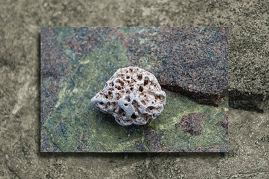 Holey Stone 2 by WB Johnston