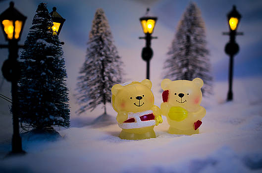Holiday Bears by Kelly Anderson