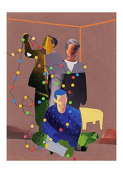 Holiday Lights by William Burgard