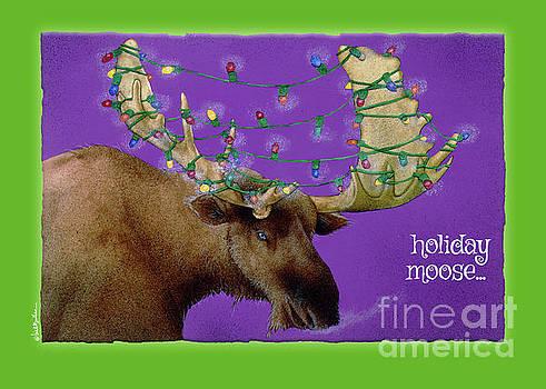 Will Bullas - holiday moose...