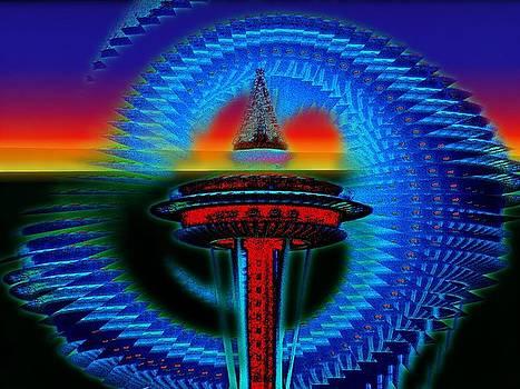 Tim Allen - Holiday Needle Illusion