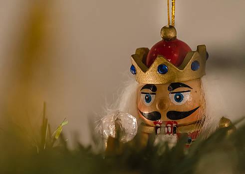 Holiday Nutcracker by Stephanie Maatta Smith