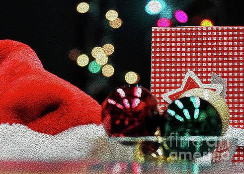 Holiday Shopping by Linda Joyce