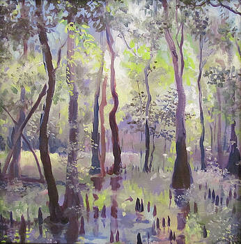 Holiday Swamp by Stacey Breheny