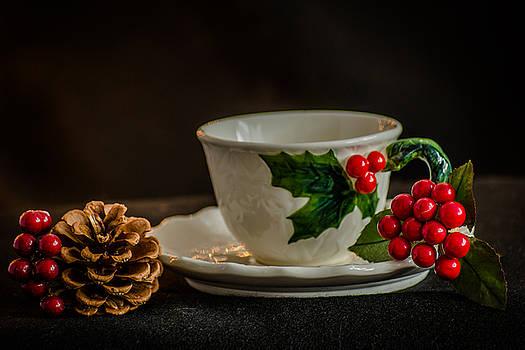 Holiday Teatime by Stephanie Maatta Smith