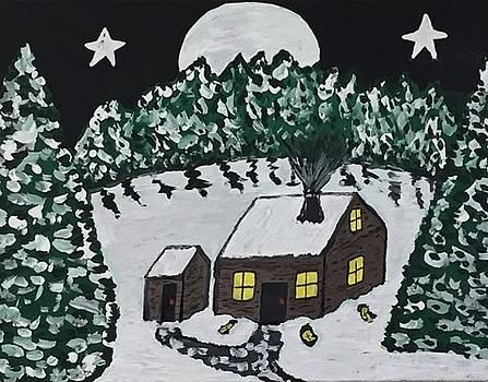 Holiday Warmth by Jonathon Hansen