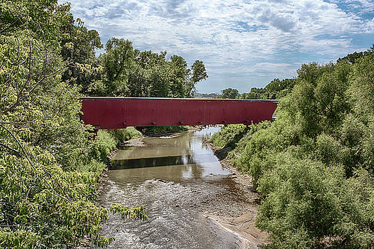 Susan Rissi Tregoning - Holliwell Covered Bridge 3