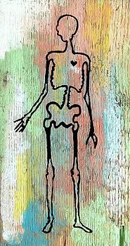 Hollow Pastels by Desiree Warren
