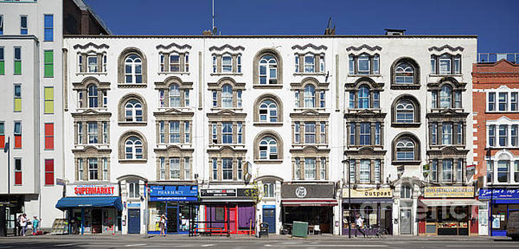 Holloway Road, London by David Bleeker