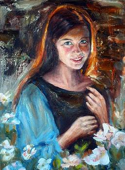Holly by Menq Tsai