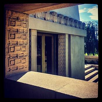 #hollyhockhouse #franklloydwright by Trek Kelly