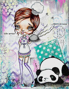 Hollys and Chubs by Lizzy Love