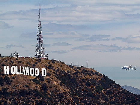 Hollywood And the Endeavour by Ron Dubin
