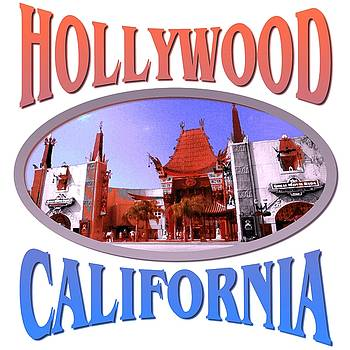 Hollywood California Design by Art America Gallery Peter Potter