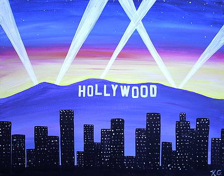 Hollywood by Kristine Mueller Griffith