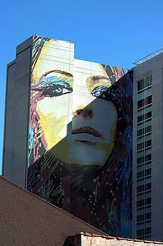 Art Block Collections - Hollywood Landmarks - Mural