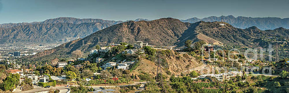 David Zanzinger - Hollywood Secret Path to the Hollywood Sign