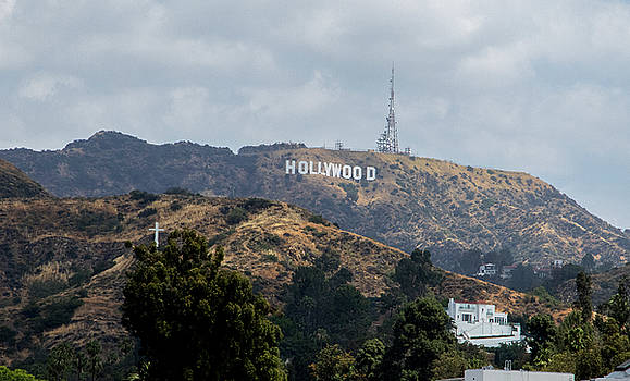 Hollywood Sign by Jean Haynes