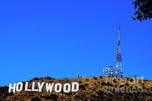 Julian Starks - Hollywood Sign