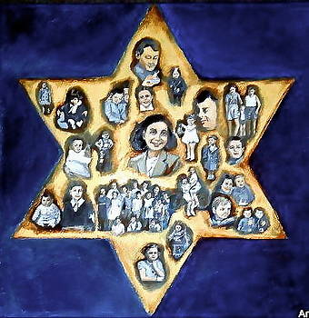 Holocaust Children by Kimberly Miller