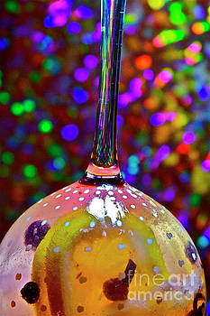 Holographic Fruit Drop by Xn Tyler