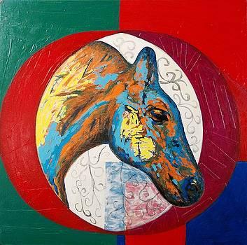 Holsteiner by Paul Bokvel Smit