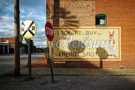 Holsum Energy Shot by Notley Hawkins