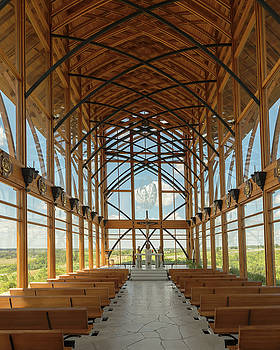 Susan Rissi Tregoning - Holy Family Shrine Interior