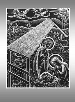Holy Family by Sister Mary Grace Thul