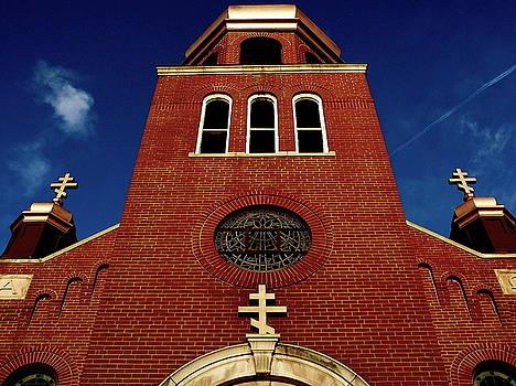 Holy Ghost Orthodox Church 2 by Paul  Simpson