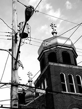 Holy Ghost Orthodox Church by Paul  Simpson