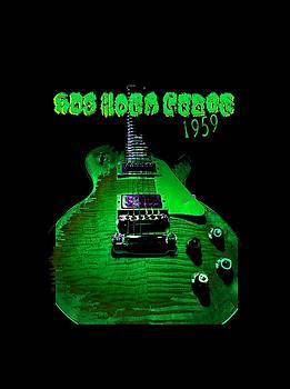 Holy Grail 1959 Retro Relic Guitar by Guitar Wacky