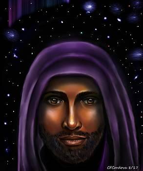 Holy Man by Carmen Cordova