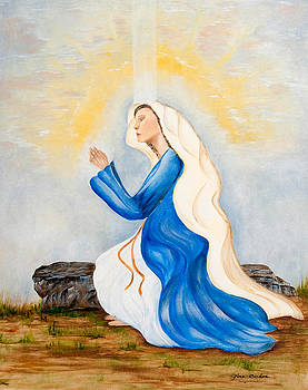 Holy Mary Mother of God by Gina Cordova