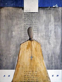 Holy Script by Baard Martinussen