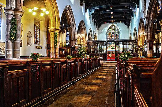 Spade Photo - Holy Trinity Church, Skipton