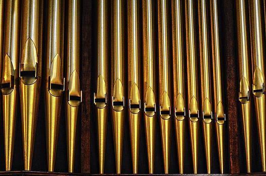 Spade Photo - Holy Trinity Pipe Organs