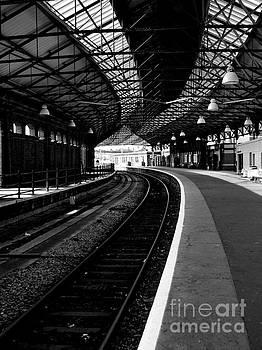 Lexa Harpell - Holyhead Station