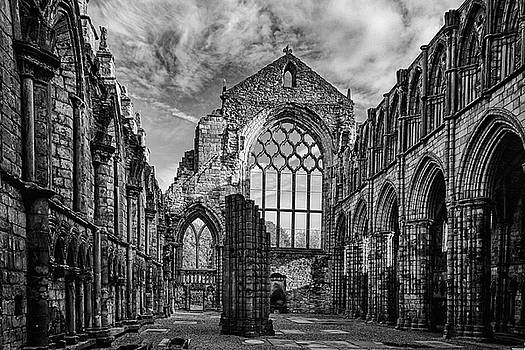 Guy Shultz - Holyrood Abbey
