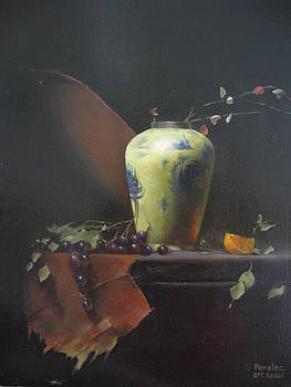 homage to David Leffel by Noe Peralez