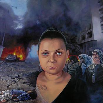 Homage To Layal Nagib by Miguel Tio