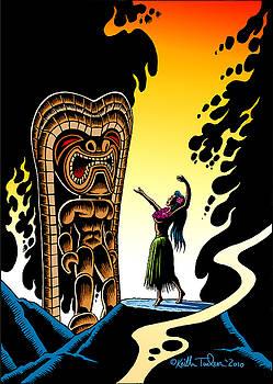 Homage to Tiki by Keith Tucker