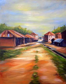 Home Away by Olaoluwa Smith