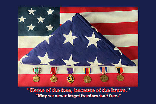 James BO Insogna - Home of the Free Because of the Brave