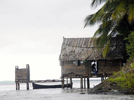Rosa Diaz - Home on Rama Cay