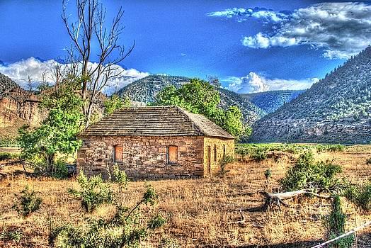 Home on the range by John Johnson