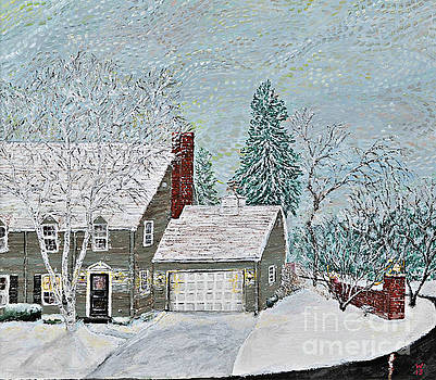 Winter Home by Richard Wandell