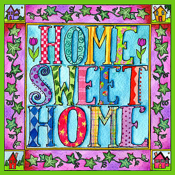 Home Sweet Home by Pamela  Corwin