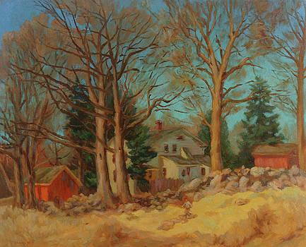 Homecoming Fall by Bruce Zboray