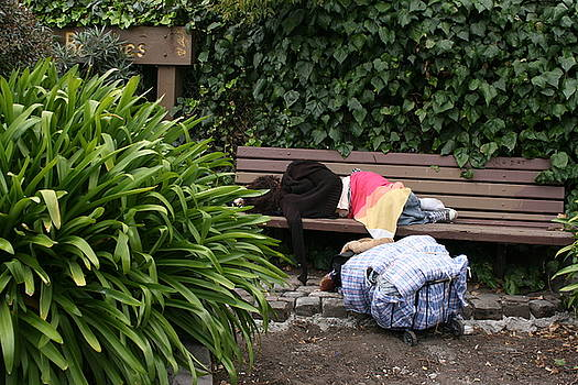 Homeless by Cynthia Marcopulos
